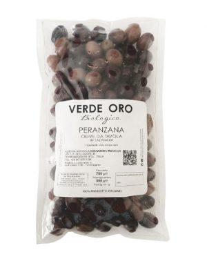 olive da tavola peranzana OroVerde 500gr