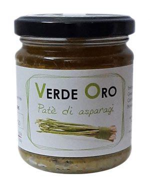 patè di asparagi VerdeOro