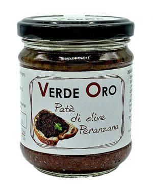 patè di olive peranzana VerdeOro