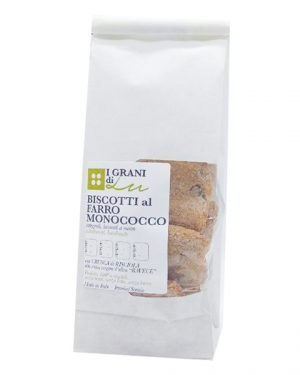 Biscotti di farro Biolu